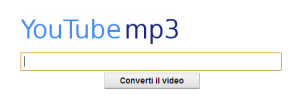 scaricare musica da youtube con YouTube MP3