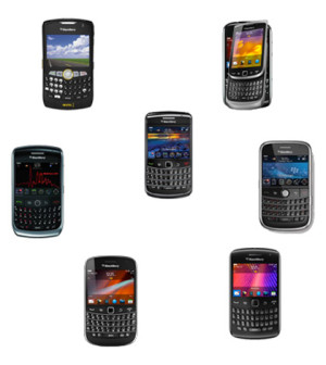 spiare BlackBerry