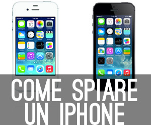 come spiare un iPhone